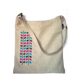 Embroideredslingbag