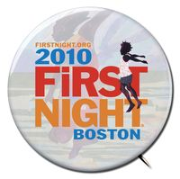 First Night Button 2010