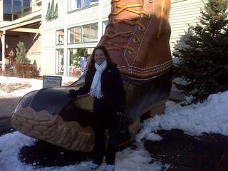 Me-boot