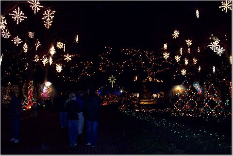 The Festival of Christmas Lights at La Salette Shrine - New ...
